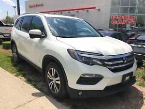 2016 Honda Pilot EX-L | CLEAN CARPROOF | LEATHER | REAR CAM | AL
