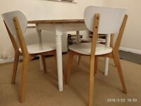 3 seater dining table
