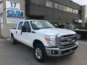 2013 Ford F-250 XLT Crew Cab Short Box 4X4 4:30 gears