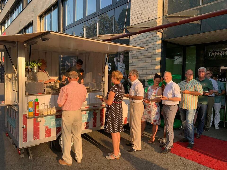 Foodtruck Catering - Streetfood Food Truck - Partyservice