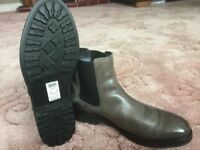 Men's Chelsea boots, brand new size 9 RRP £70