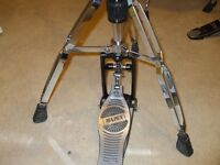 mapex d/b high hat stand