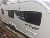 2013 Sterling Eccles Sport 636sr Twin axle touring caravan