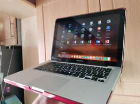 MacBook Pro Core i5 - Logic Pro X - Final cut Pro - Microsoft Office