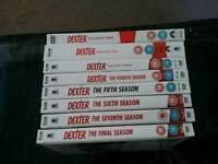 Dexter Dvds
