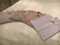 "M & S SHIRTS 17"" COLLAR – reduced price"