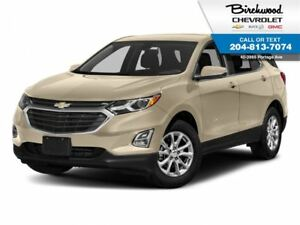 2018 Chevrolet Equinox LT Save $1000 + No Charge Winter Tires!