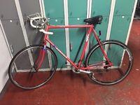 Ammaco Team 10 Adult Single Speed Road Bike