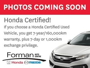2015 Honda CR-V Touring - Just arrived