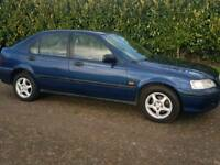 Automatic civic 1.6 se - cheap japanese auto!! Mot november