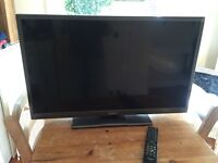 "32 "" inch LED TV - original box barely used"