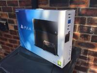 Empty PS4 box
