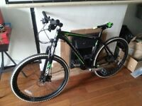 Coyote Montana Mountain Bike 20""