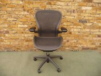 Herman Miller Aeron Executive Chair Fully Adjustable in Good condition Size B