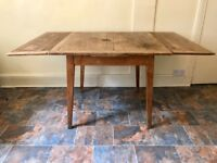 Extending Wooden Dining Table