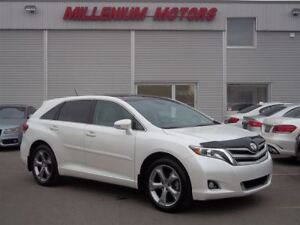 2014 Toyota Venza V6 AWD LIMITED / NAVI/ B.CAM/ SUNROOF/ LEATHER