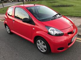 2009 (59) Toyota Aygo 1.0vvti £20 year Tax similar Yaris Corsa Fiesta Polo Smart Clio Micra Punto Ka