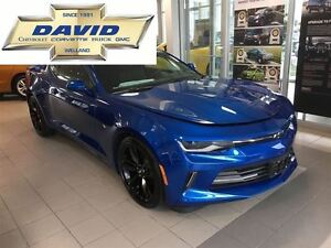 2017 Chevrolet Camaro 1LT RS, **BRAND NEW**, SUNROOF, SPOILER