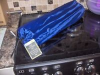 SINGLE SELF INFLATING CAMPING mat ideal under sleeping bag bnwt +BAG180x51x25cm.
