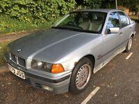 BMW 318 I SE Auto 1796cc Petrol Automatic 4 door saloon N Reg 04/04/1996 Silver
