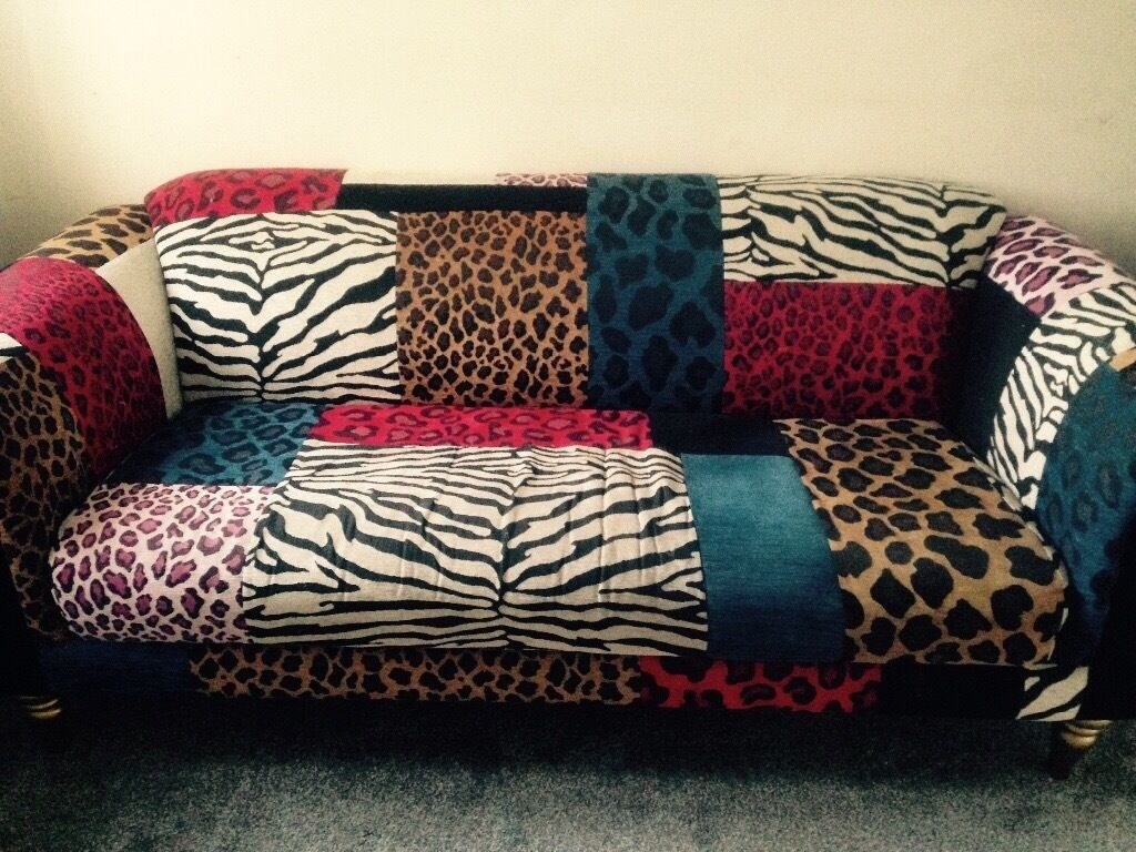 Animal Print Slipcovers For Sofas