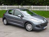 2010 (10) Peugeot 207 1.6 HDi FAP Economique + |12 MONTHS MOT | IMMACULATE | FREE TAX | HPI CLEAR