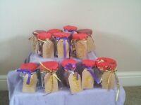 Christmas Craft Jars (ideal for Christmas Fayres etc)