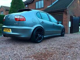 PRICE REDUCED - Seat Leon Cupra R for sale