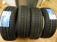 4 of brand new 195 65 16 van tyres £40 each or £150 for aet of 4 supp & fitted (OPEN 7 DAYS)