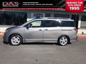 2011 Nissan Quest 3.5 LE NAVIGATION/PANORAMIC ROOF/LEATHER/TV-DV