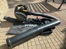Titan Petrol Blower and Vacuum
