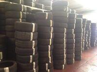 *** 205/50/17 *** branded part worn tyres