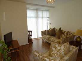 2 bed beatutifully furnished Flat available near Manchester Airport