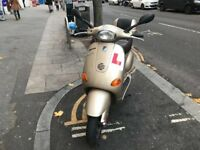 PIAGGIO VESPA ET4 BRONZE 125cc classic little scooter 1998 excellent runner