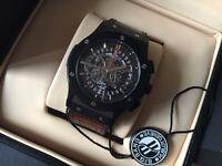 New Swiss Hublot Classic Fusion Chronograph Watch
