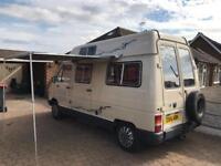 Renault Campervan / camper : not vw T1000 diesel holdsworth
