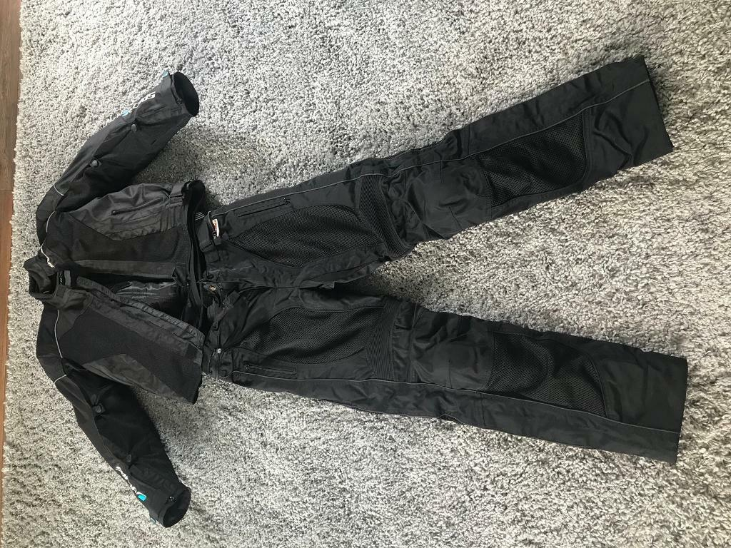 Spada Ventilated mesh Motorcycle Jacket and Trousersin Ipswich, Suffolk - Good used condition. Other motorcycle items for sale. Collection only, near Ipswich. Size medium