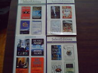Reader's Digest, Select Editions hard cover books