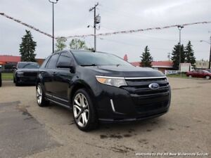 2013 Ford Edge SPORT-ACCIDENT FREE-LOW MONTHLY PAYMENTS