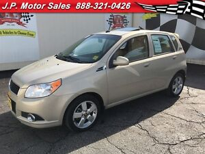 2011 Chevrolet Aveo LT, Automatic, Heated Seats, Sunroof, 35,000