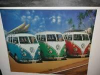 Vw 3 campervan canvas