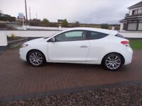 2011 RENAULT MEGANE 1.5 DCI WORLD CUP COUPE* £30 ROAD TAX *