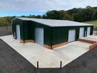 Commercial Workshops/Storage Units To Let