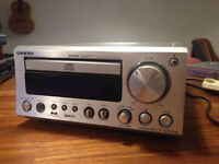 Onkyo CR-505 all-in-one Amplifier, CD Player, DAB receiver