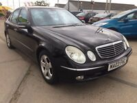 Mercedes E200 kompresor Avantgarde Automatic pertrol !!! Part Ex Welcome !!!