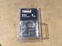 4 x Thule Lock Barrels 544 One Key System