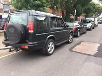2001 td5 1 year mot good car