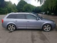Audi a4 avant 1.8t sline Quattro