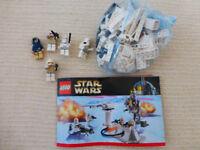 Lego Starwars 7749 Echo base 100% complete