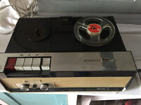 Phillips old tape recorder